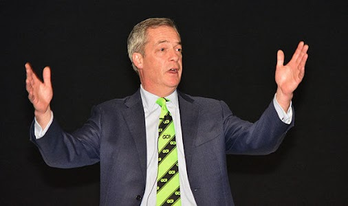 Irexit? Farage to visit Dublin in push for Irish EU exit  NIGEL Farage is set to visit Dublin this year...