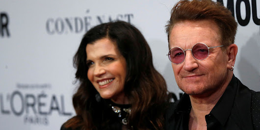 Bono Reveals The 'Magic' That's Made His 34-Year Marriage Last