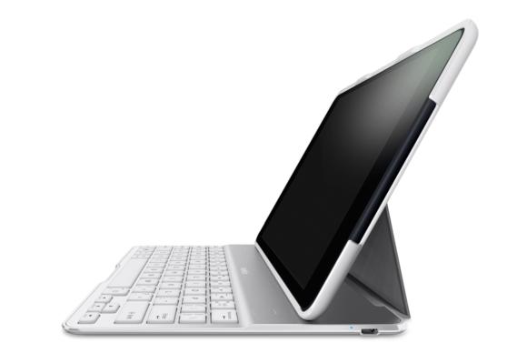 caso belkin qode teclado final ipad primário ar