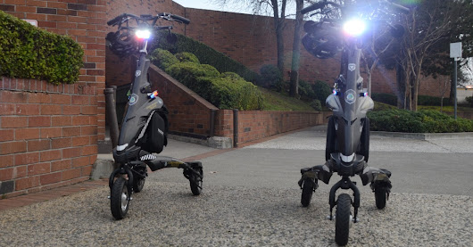 "Citrus Heights Police try new ""Trikke"" tech to stop crime - Citrus Heights Sentinel"
