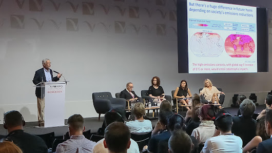Wine Industry Leaders Take on Climate Change at Vinexpo | News | News & Features | Wine Spectator