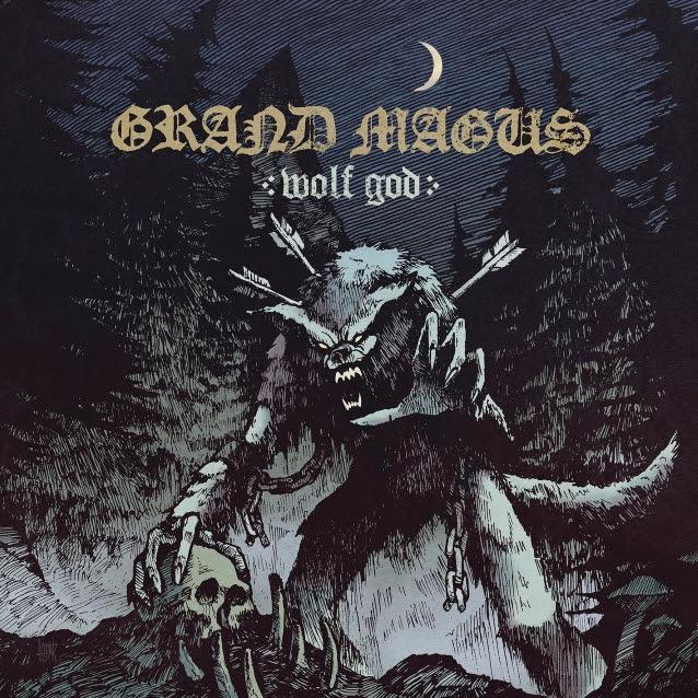 Αποτέλεσμα εικόνας για grand magus wolf god review