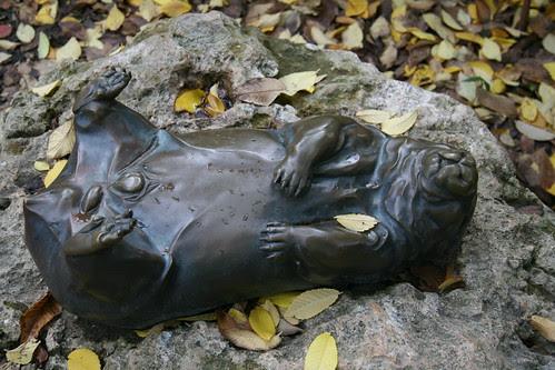Wombat Sculpture