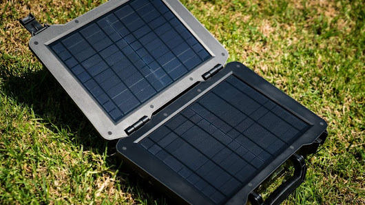 Power Hack: Phoenix Portable Solar Generator