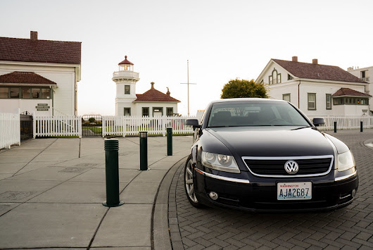 2004 VW Phaeton Review, Living With It