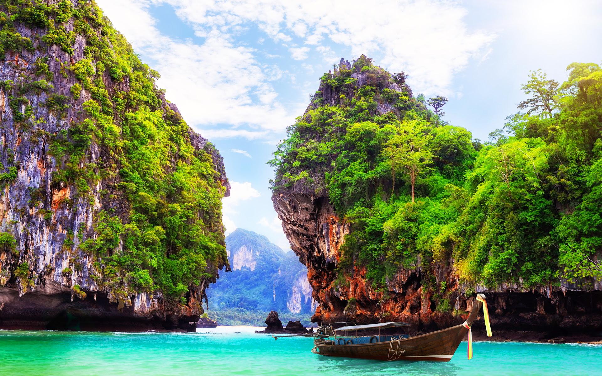 thailand vacation | HD Desktop Wallpapers | 4k HD
