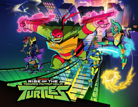 Rise of the Teenage Mutant Ninja Turtles Opening credit takeaways - Teenage Mutant Ninja Turtles Fan Site