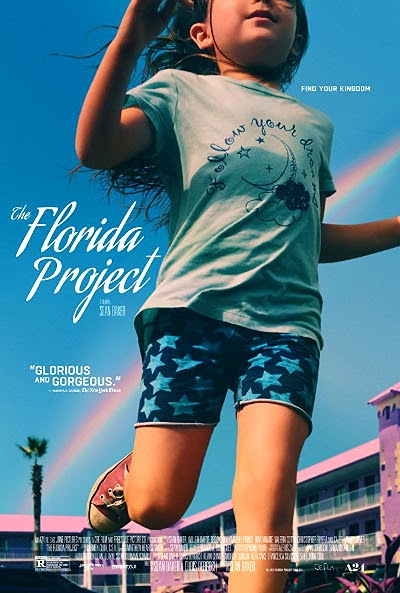 The film under-recognized by the Oscars. The Florida Project (2017) reviewed on #BasementRejects #Fl...
