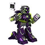 Battroborg Purple Robot
