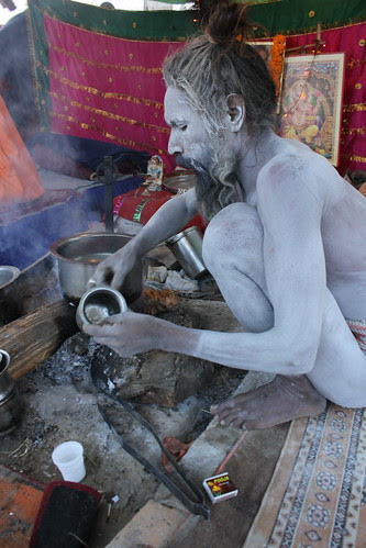 The Naga Sadhu at Maha Kumbh Allahabad 2013 by firoze shakir photographerno1