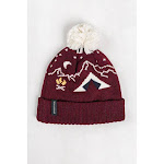 United By Blue Cabin Pom Beanie - Camp