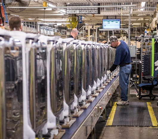 Case Study: Whirlpool Corporation, Sustainability From Factory to Home | AltEnergyMag