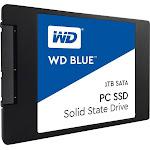 """WD Blue PC 1 TB Internal SSD - 2.5"""" - WDBNCE0010PNC - SATA 6Gb/s"""