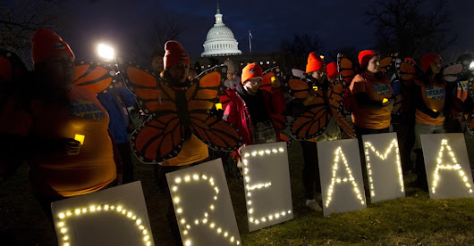 Immigration Activists Feel Defeated After Senate Vote - The Atlantic