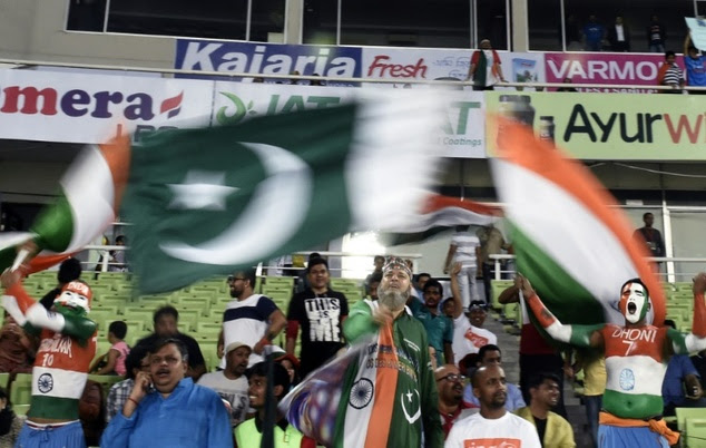 India-Pakistan cricket showdowns usually draw hundreds of millions of television viewers