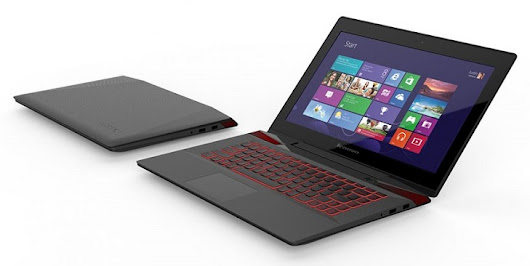 Lenovo Y50 / Y40 Slim Gaming Laptops Now Available | Laptoping | Windows Laptop & Tablet PC Reviews and News