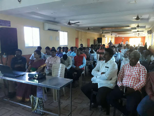 HJS conducts satsang at Shivsena Local body meeting - Hindu Janajagruti Samiti