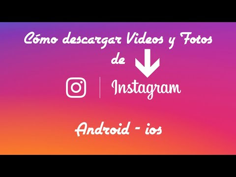 Como descargar fotos y videos de Instagram | Seo Blogging y Growth Hacking con gastre