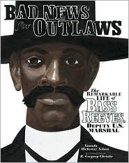 Bad News for Outlaws by Vaunda Micheaux Nelson: Book Cover