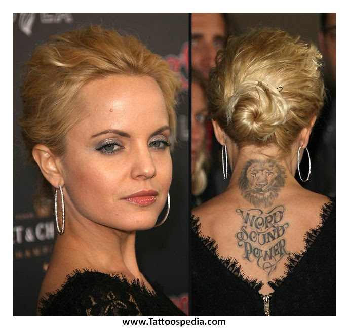 Lip Tattoo Neck Meaning 2