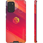 Heatwave - Armored Phone Case - Galaxy S20+ / Glossy