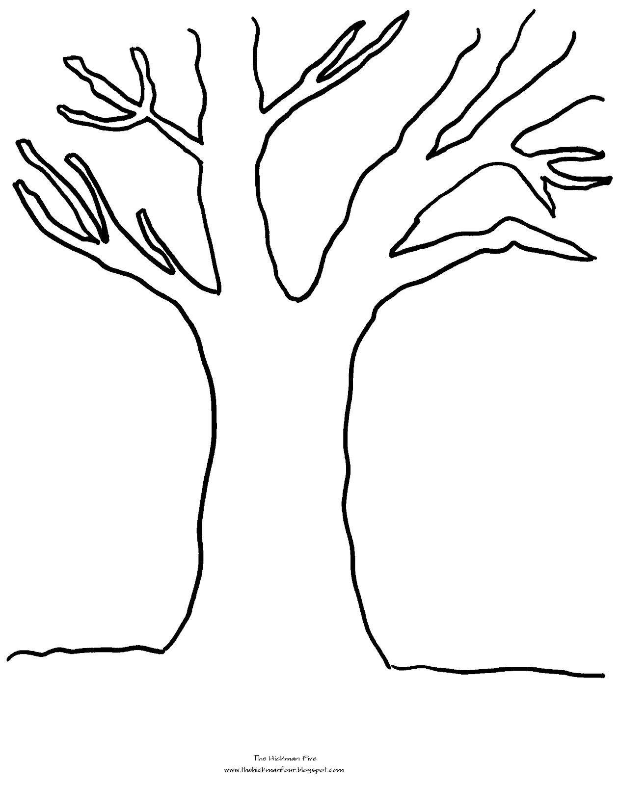 Ağaç şablonları Sınıf öğretmenleri Için ücretsiz özgün Etkinlikler