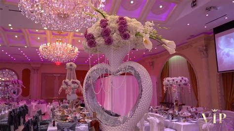 The Most Luxurious Wedding Decoration by Event Planner