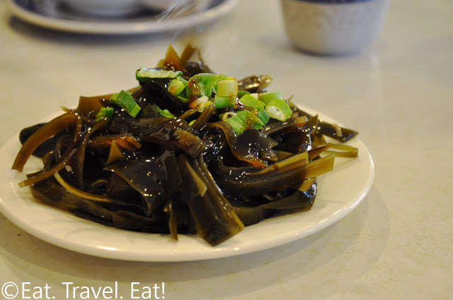 Simmered Seaweed