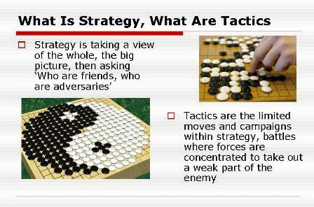 STRATEGY, the Left and Doing Battle in the Electoral Arena. A new Slide Show in our 'Study Guides' section prepared by Carl Davidson, National Co-Chair, Committees of Correspondence for Democracy and Socialism, CLICK TITLE ABOVE TO DOWNLOAD.To get regular updates, be sure to 'Like' us at http://facebook.com/ouleft.org You can also 'subscribe' to our FB page and send in articles for our blog at the OUL main site, http://ouleft.org/