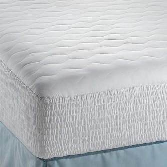 Beautyrest beautyrest cal king size 200 thread count for Home design mattress pad