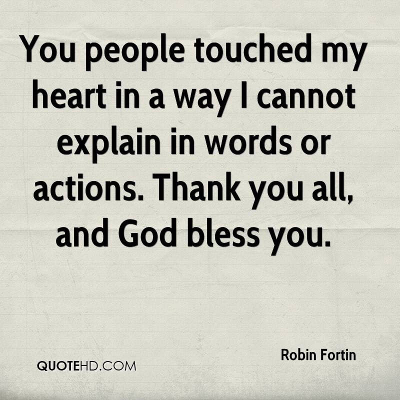 Robin Fortin Quotes Quotehd