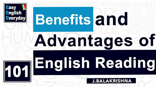 The Advantages of Learning English