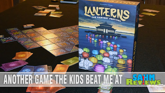 A Day of Themed Board Games - Part 1 - SahmReviews.com