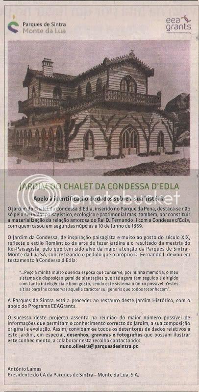 Chalet da Condessa d'Edla