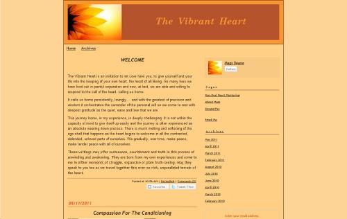The Vibrant Heart