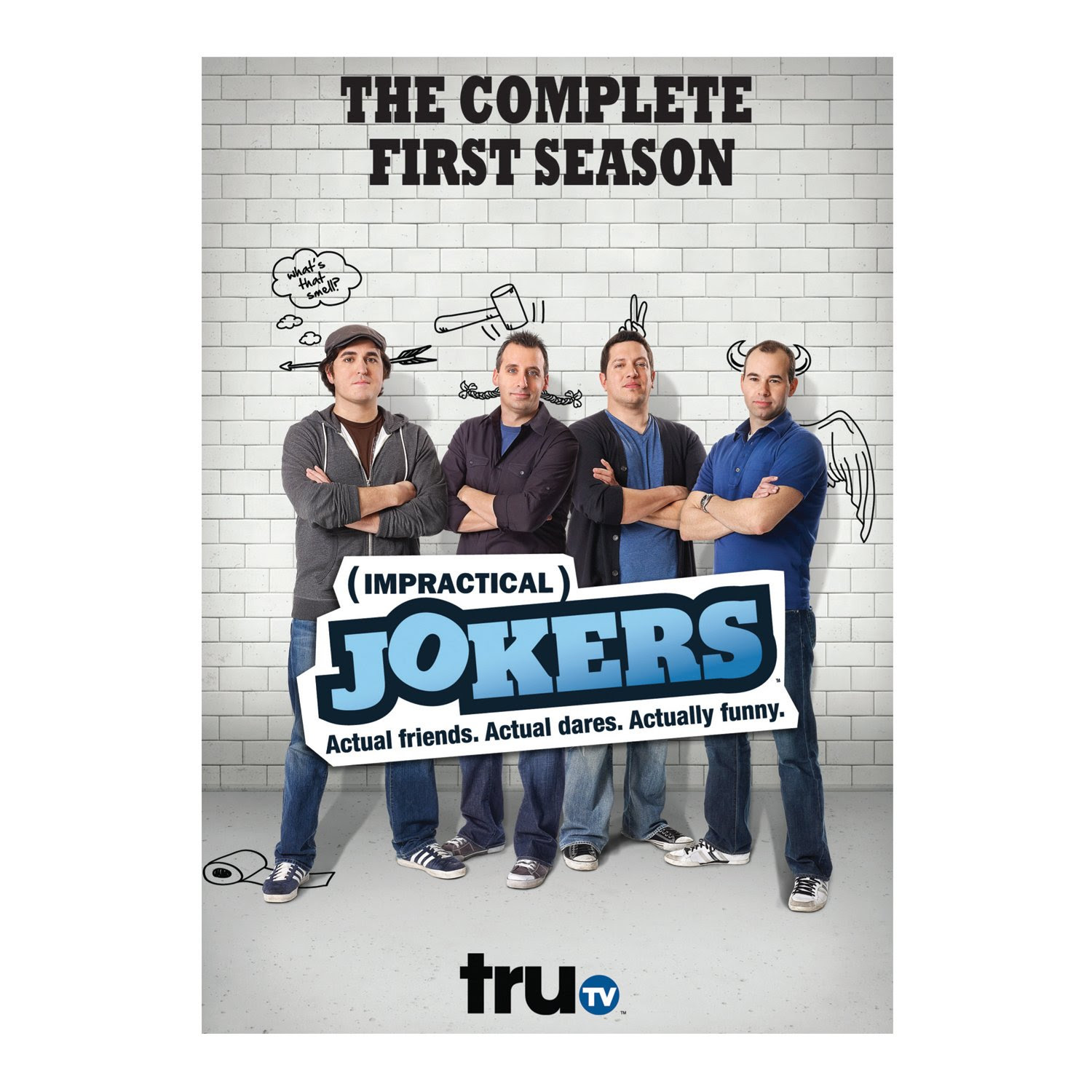 Impractical Jokers - The First Complete Season