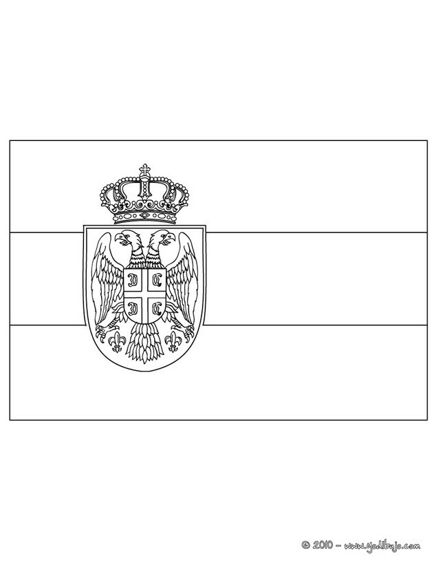 Dibujos Para Colorear Bandera Mexico Eshellokidscom