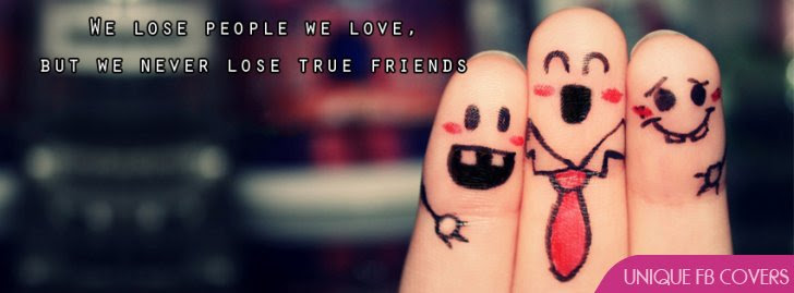 True Friends Quotes Facebook Cover Facebook Covers Friendship Fb
