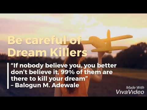 Achievers Wisdom with Balogun M. Adewale