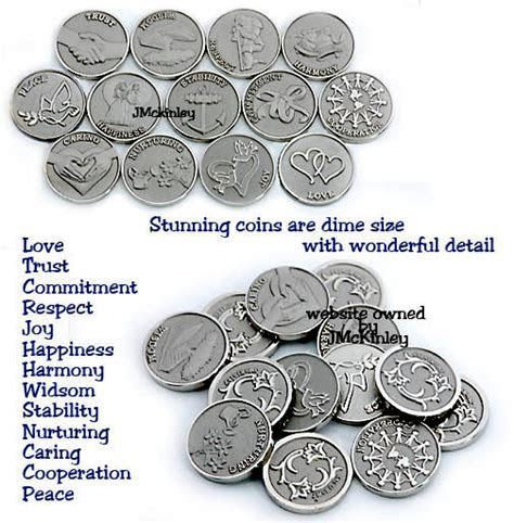 Wedding Coins Meaning   Wedding Ideas