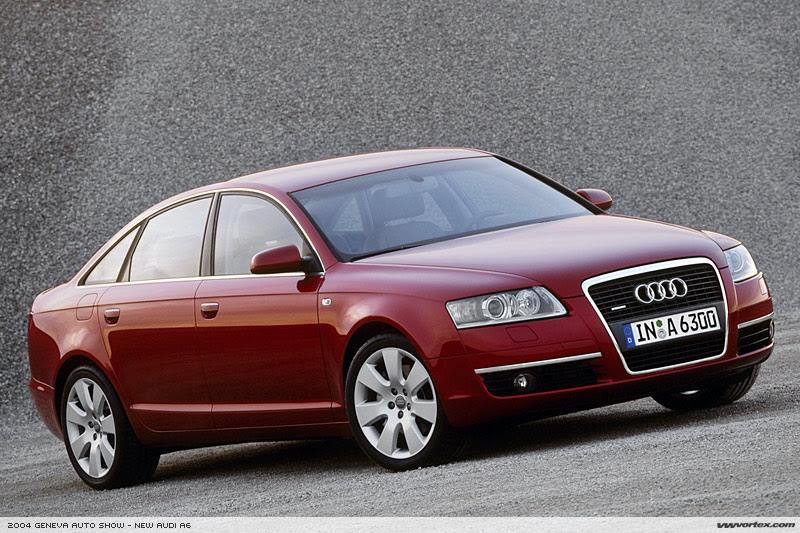 2001 Audi A6 42 Quattro 0 60