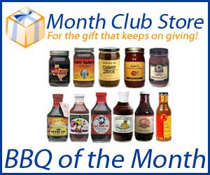 MonthClubStore - BBQ of the Month Club