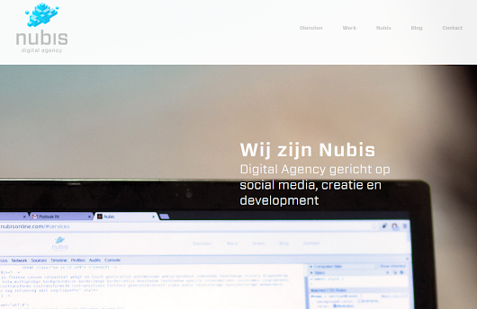 Building the new Nubis site