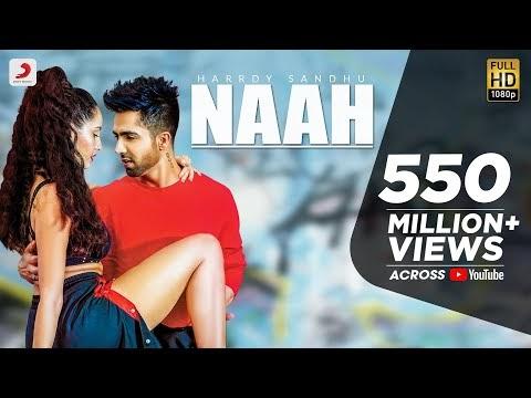 Naah -  Harrdy Sandhu Feat. Nora Fatehi | Jaani | B Praak |Official Musi...