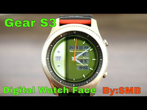 Review watch faces: Bomb Torpedo and CityCom Digital