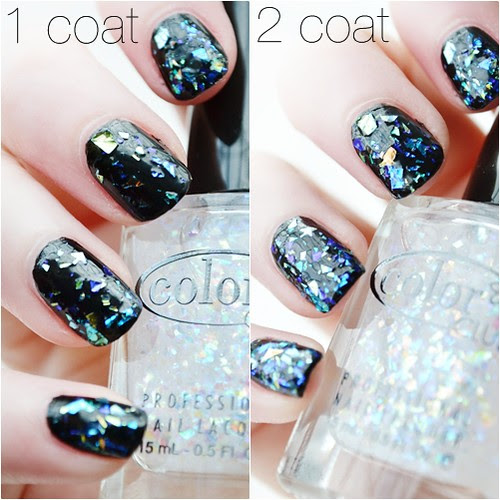 Colour Club Covered in Diamonds NOTD