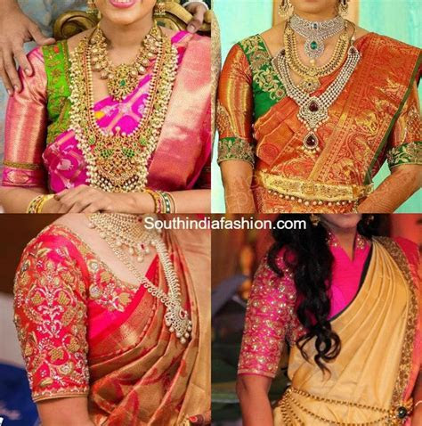 Latest Blouse Designs ~ Fashion Trends ~ ? South India Fashion