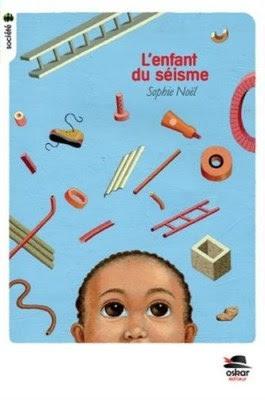 Couverture L'enfant du séisme