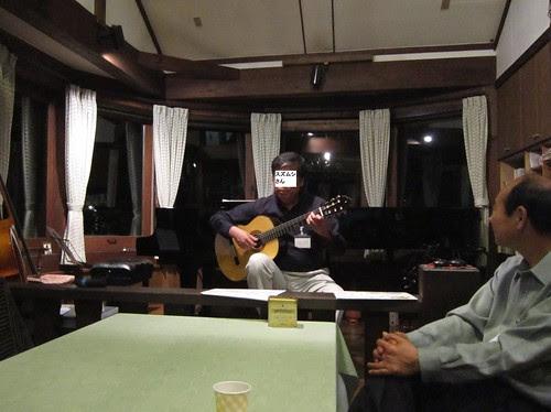 スズムシさんの演奏/打ち上げ会 2013年5月25日21:16 by Poran111