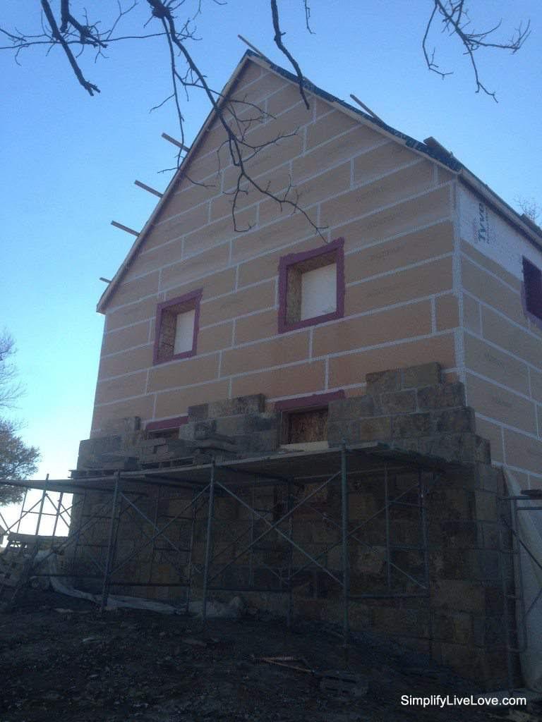 passive-aggressive house